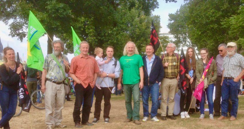 TTIP-Demo Köln