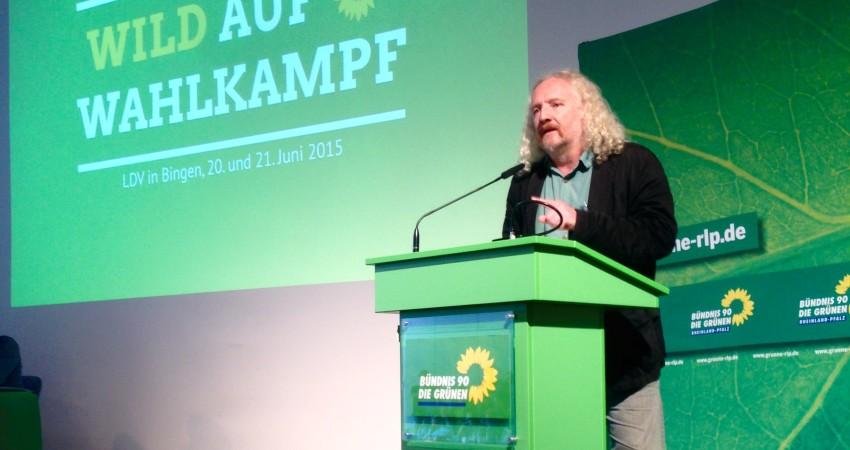 Wolfgang Bewerbungsrede Bingen