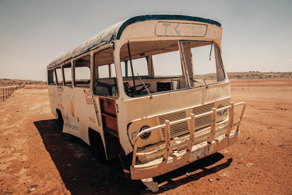 Bus Gerippe