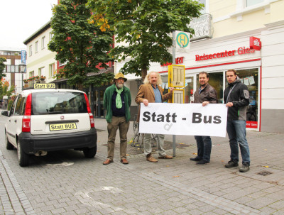Stadtbus oder Statt Bus