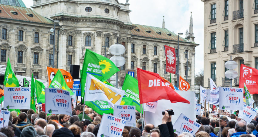Anti-TTIP-Demo