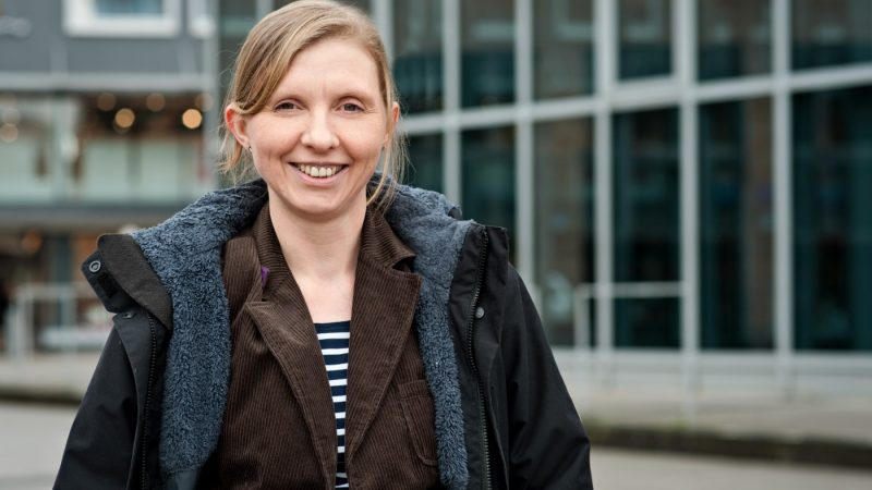 Corinna Rüffer Portrait Weit
