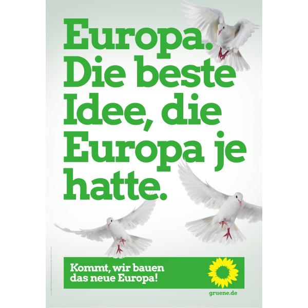 Plakat Frieden