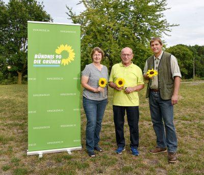 Fraktion VG Brohltal: v.l.n.r. Jutta Dietz, Armin Rau, Harald Scheuer