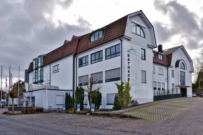 Rathaus der VG Brohltal, Jan 2020