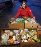 Anna Gieraths, Foodsharing