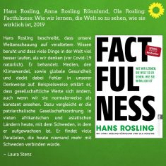 Sachbücher 2 (Factfulness)