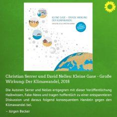 Sachbücher 3 (Kleine Gase – Große Wrikung, Der Klimawandel)