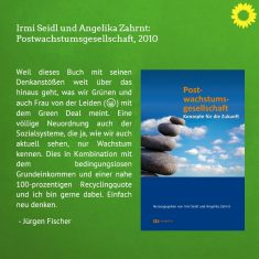 Sachbücher 5 (Postwachstumsgesellschaft)