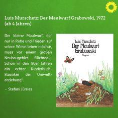 Kinderbücher 6 (Der Maulwurf Grabowski)