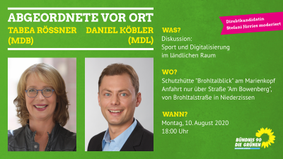 T. Rößner und D. Köbler im_Kreis Ahrweiler