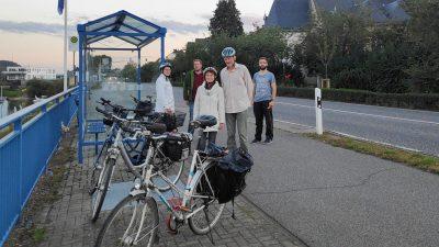 Feierabendradeln Remagen (Foto: Stefani Jürries)