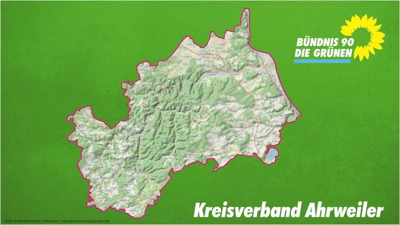 BÜNDNIS 90/DIE GRÜNEN Kreis Ahrweiler