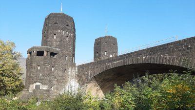 Brücke Remagen Türme