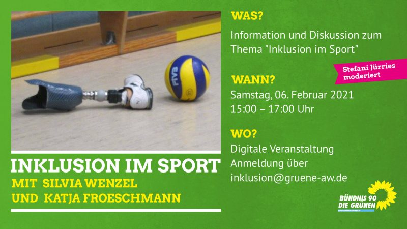 Diskussion: Inklusion im Sport