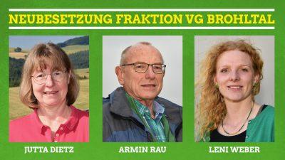 Fraktion VG Brohltal