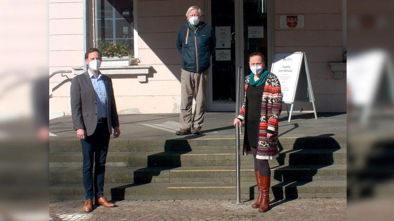 Björn Ingendahl, Volker Thehos, Stefani Jürries