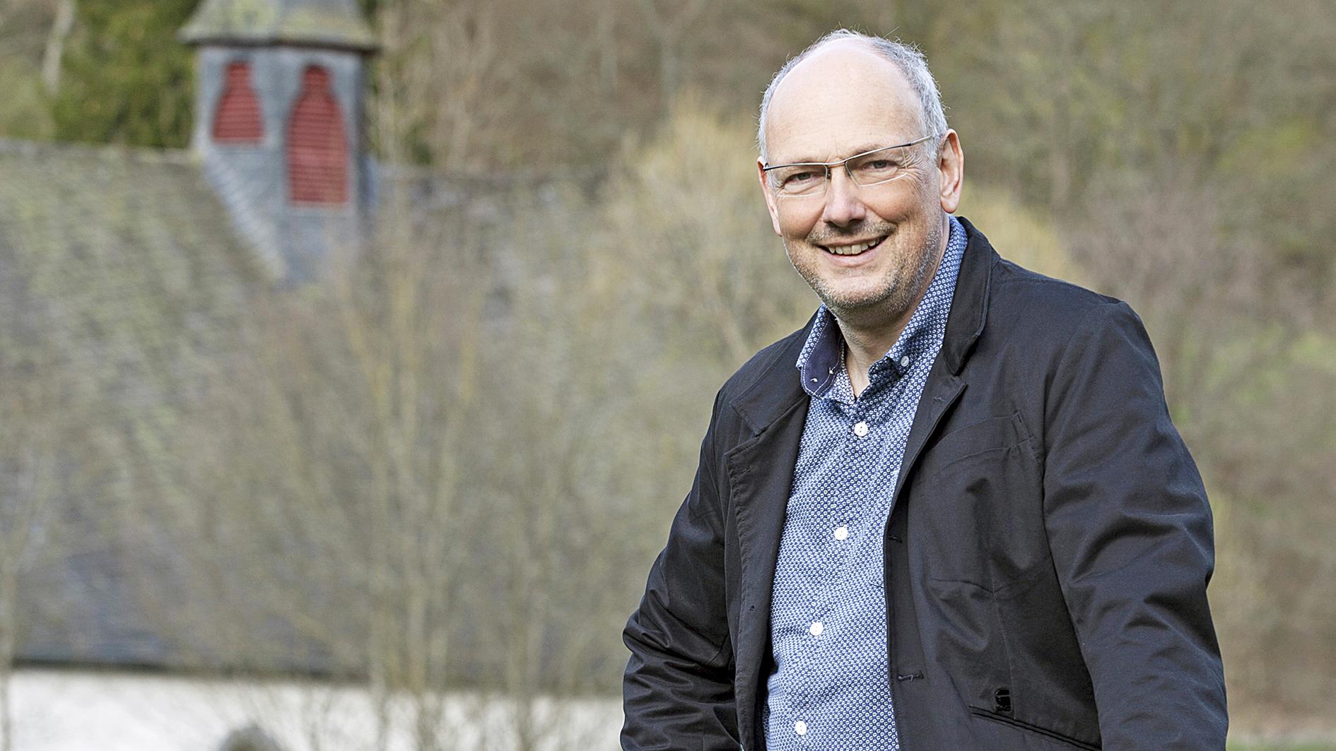 Martin Schmitt, Bundestagskandidat von BÜNDNIS 90/DIE GRÜNEN für den Wahlkreis Ahrweiler/Mayen - Foto: privat