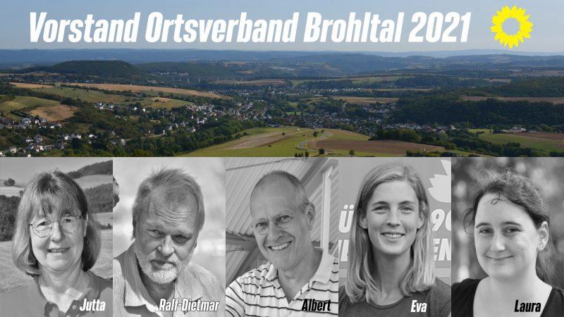 Vorstand OV Brohltal 2021