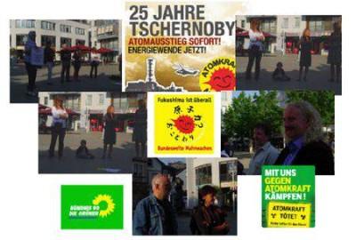25 Jahre Tschernobyl
